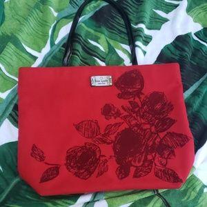 3/$30🌻Kate Spade Felt Tote Bag